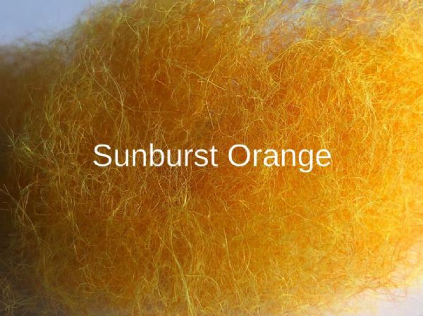 Irish Sunburst Orange